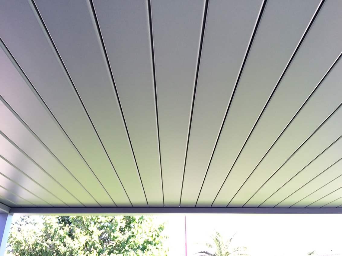pergola de terrasse